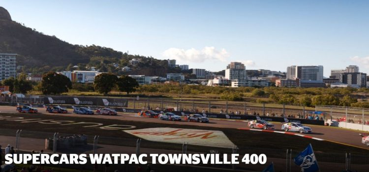 Townsville 400 Supercars
